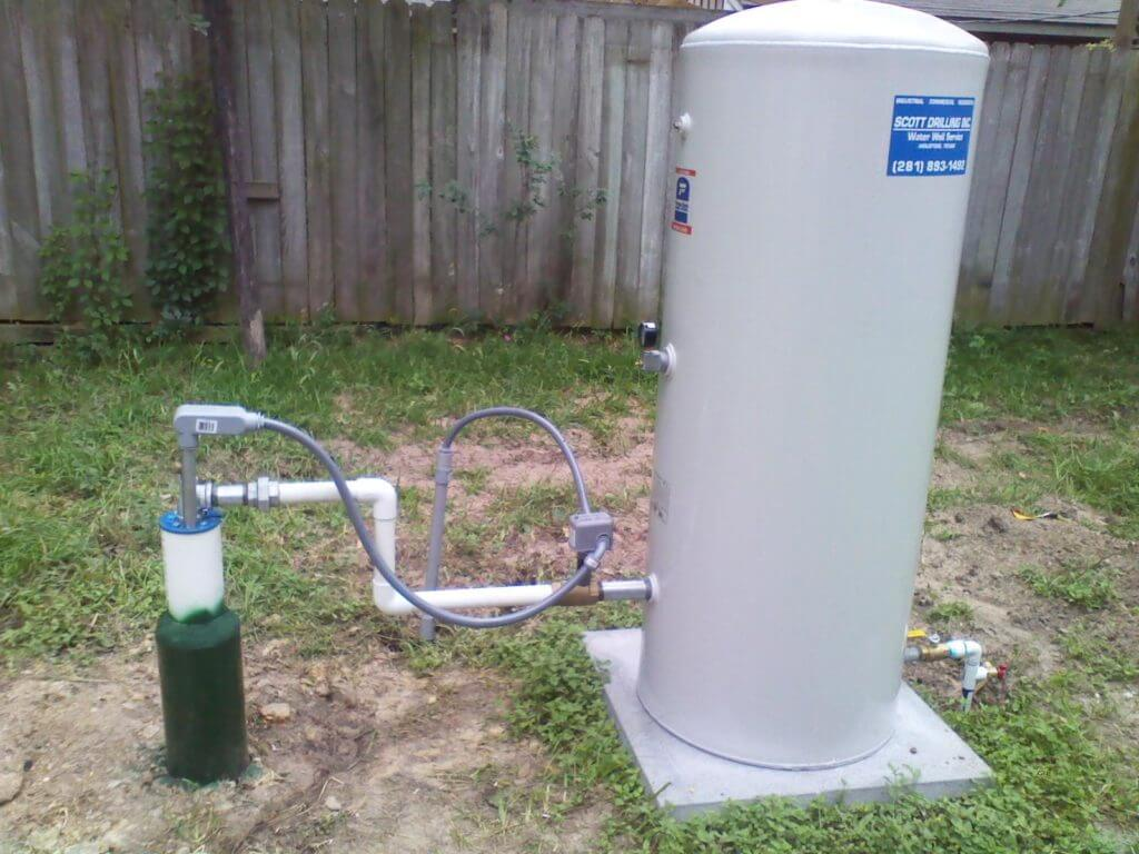Water Well Tank Services